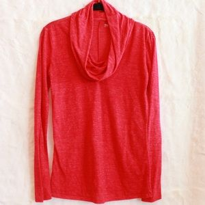 Gap Red Cowl Neck Tunic